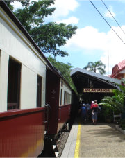Kuranda Railway Station Queensland